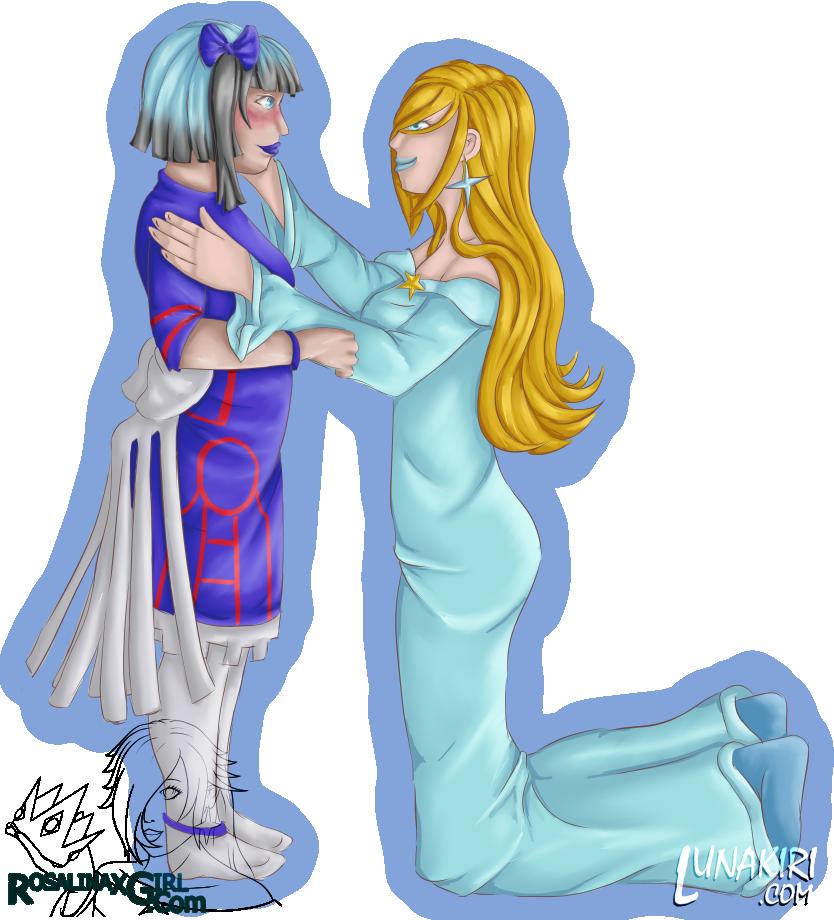 princess Rosalina nintendo pokemon gijinka teen kyogre