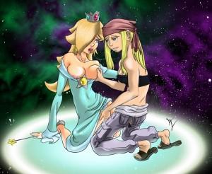 princess Rosalina nintendo hentai porn yuri lesbian FMA Winry Rockbell full metal alchemist