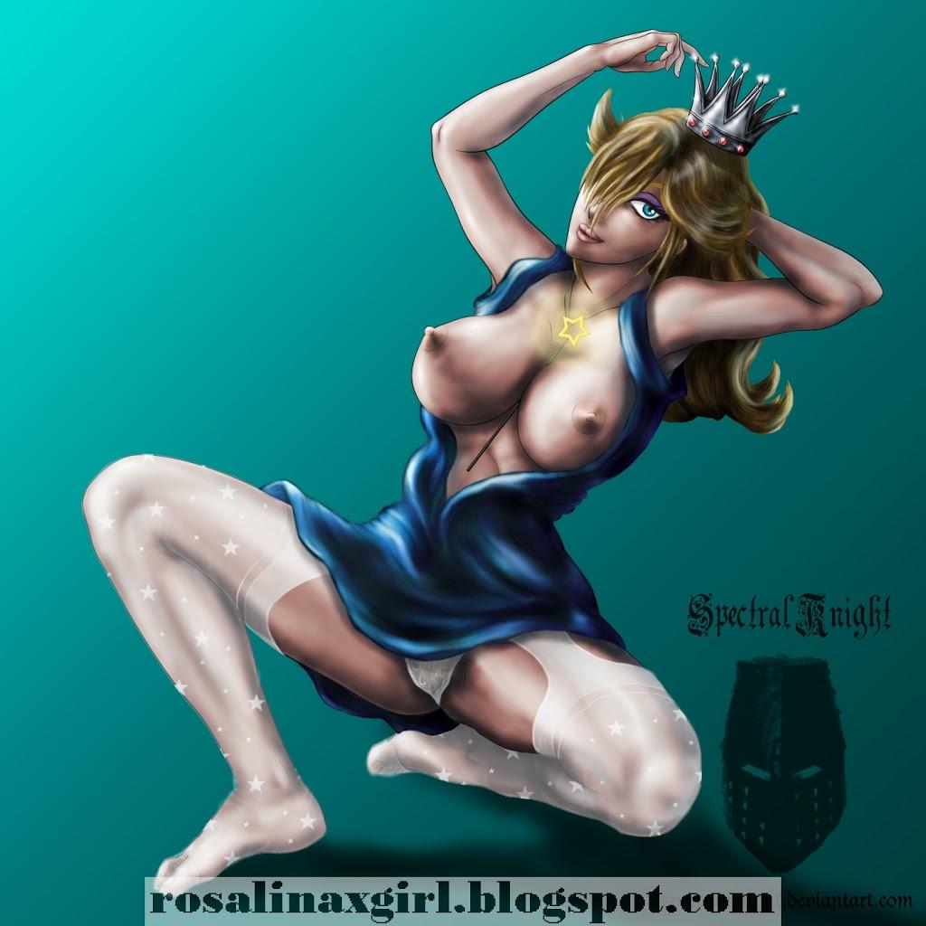 princess Rosalina nintendo hentai porn