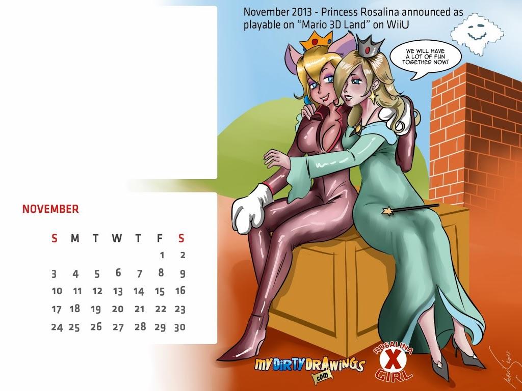 nintendo mario princess rosalina peach mario 3d world sexy