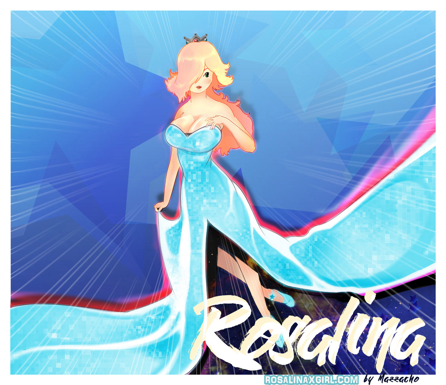 princess Rosalina nintendo birth venus